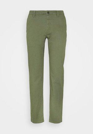 Chinos - dark green