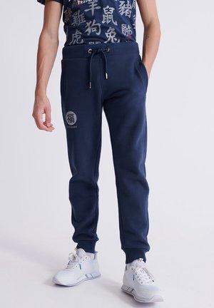 ORANGE LABEL - Jogginghose - blue
