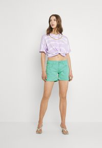 Pepe Jeans - SIOUXIE - Denim shorts - jetty - 1