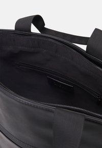 Zign - UNISEX - Shopping bag - black - 2