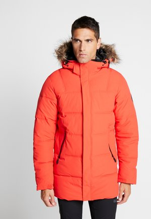 BIXBY - Winter jacket - coral red