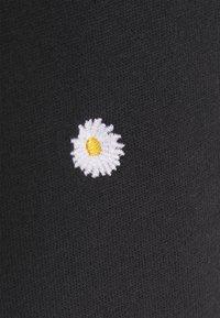 Hollister Co. - FLORAL ICON - Sweatshirt - black - 5