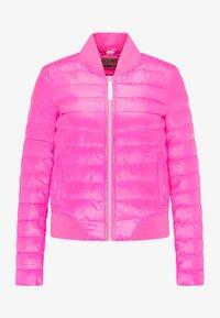 myMo ATHLSR - Winter jacket - neon pink - 4