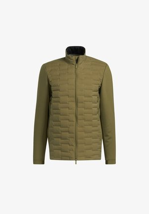 FROSTGUARD RECYCLED CONTENT FULL-ZIP PADDED - Winter coat - Green