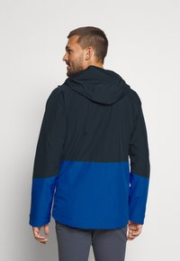 Haglöfs - SKUTA JACKET MEN - Hardshell jacket - tarn blue/storm blue - 2