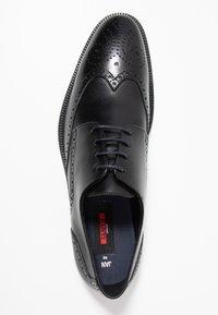 Lloyd - JAN - Smart lace-ups - schwarz - 1