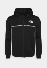 The North Face - OVERLAY JACKET - Tunn jacka - black - 0