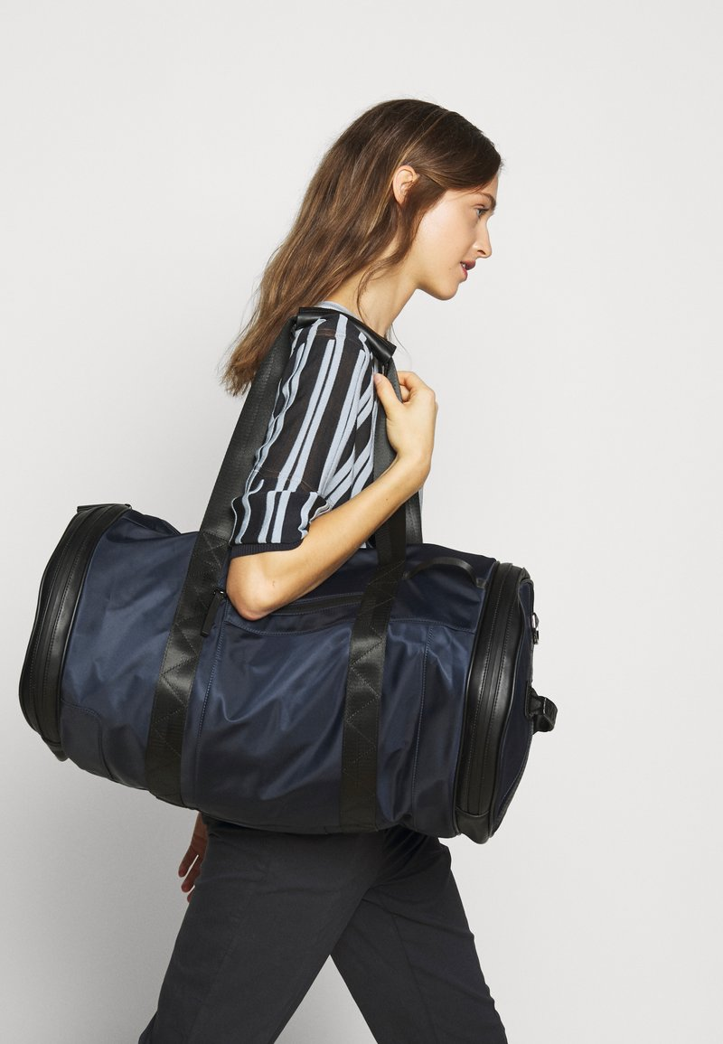 MAX&Co. - AIRDROP - Sac week-end - navy blue