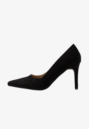 SAMANTHA - Zapatos altos - black