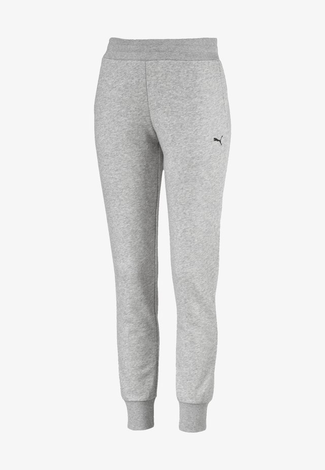 Pantaloni sportivi - light gray heather-cat