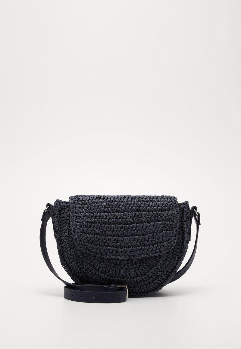 Esprit - DEIRA SHOULDERBAG - Across body bag - navy