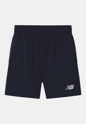 UNISEX - Sports shorts - navy