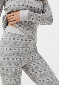 OYSHO - Bas de pyjama - light grey - 3