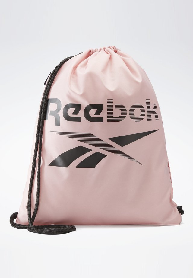 TRAINING ESSENTIALS GYM SACK - Treningsbag - pink