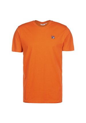 T-shirts basic - mandarin orange