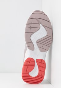 Puma - CILIA MODE - Sneakersy niskie - black/rosewater/raindrops/sun kissed coral - 6