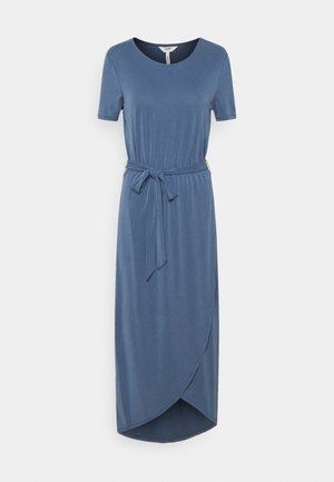 OBJANNIE NADIA DRESS - Maxi-jurk - ensign blue