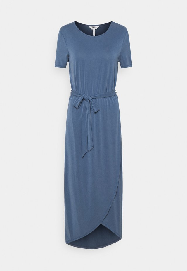 OBJANNIE NADIA DRESS - Vestito lungo - ensign blue
