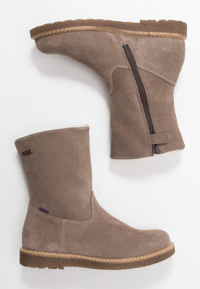 Vinterstøvler - almond