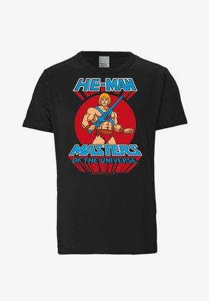 HE-MAN - Print T-shirt - schwarz