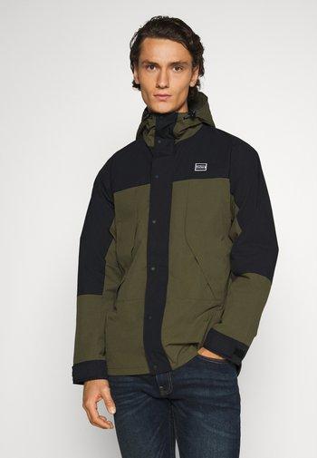 LIGHTWEIGHT - Summer jacket - olive night