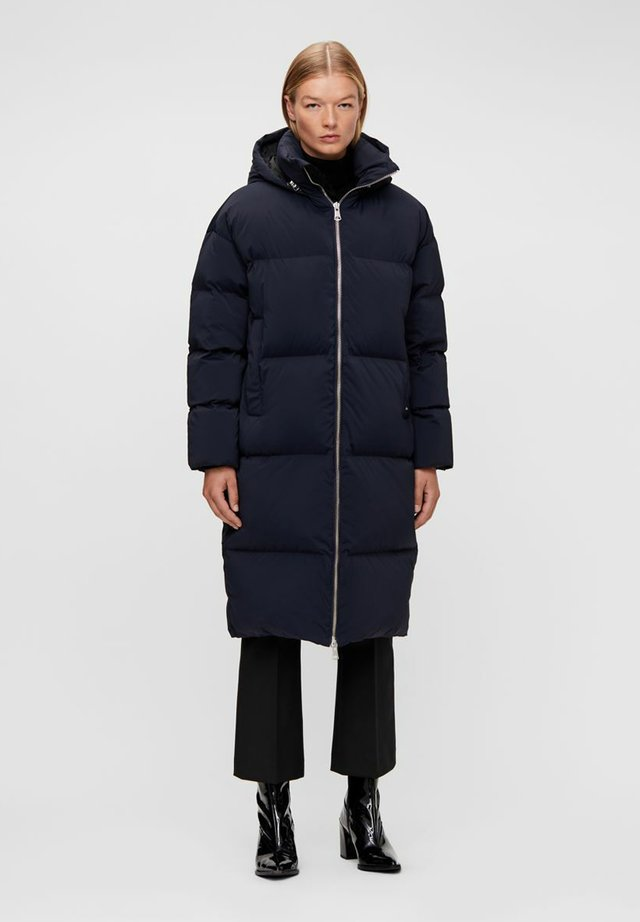 Down coat - jl navy