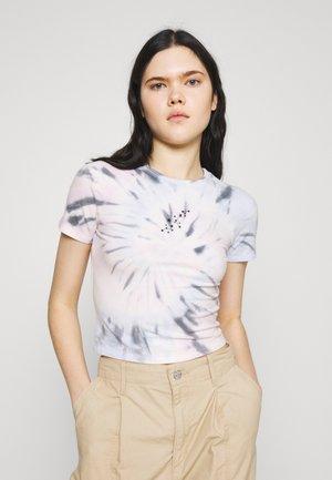 VINTAGE BABY TEE - T-shirts med print - spiral wash