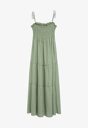 Maxi dress - pastelgroen