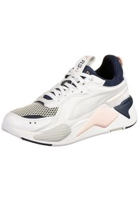 Puma - Sneakers -  white /  black