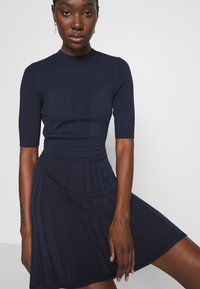 Ted Baker - OLIVINN - Jumper dress - navy - 3