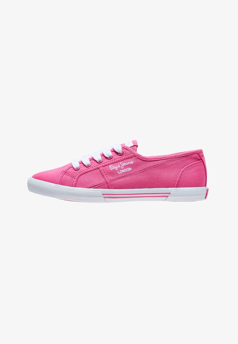 Pepe Jeans - ABERLADY ECOBASS - Trainers - fresa