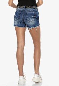 Cipo & Baxx - Denim shorts - blau - 1