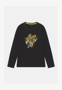 Guess - Long sleeved top - jet black - 0