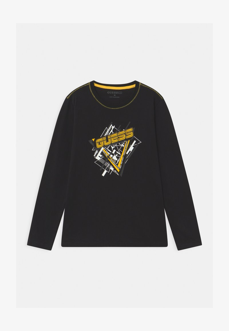 Guess - Long sleeved top - jet black