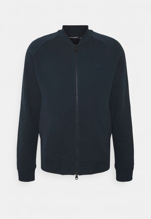 JOSEF ZIP - Zip-up hoodie - navy