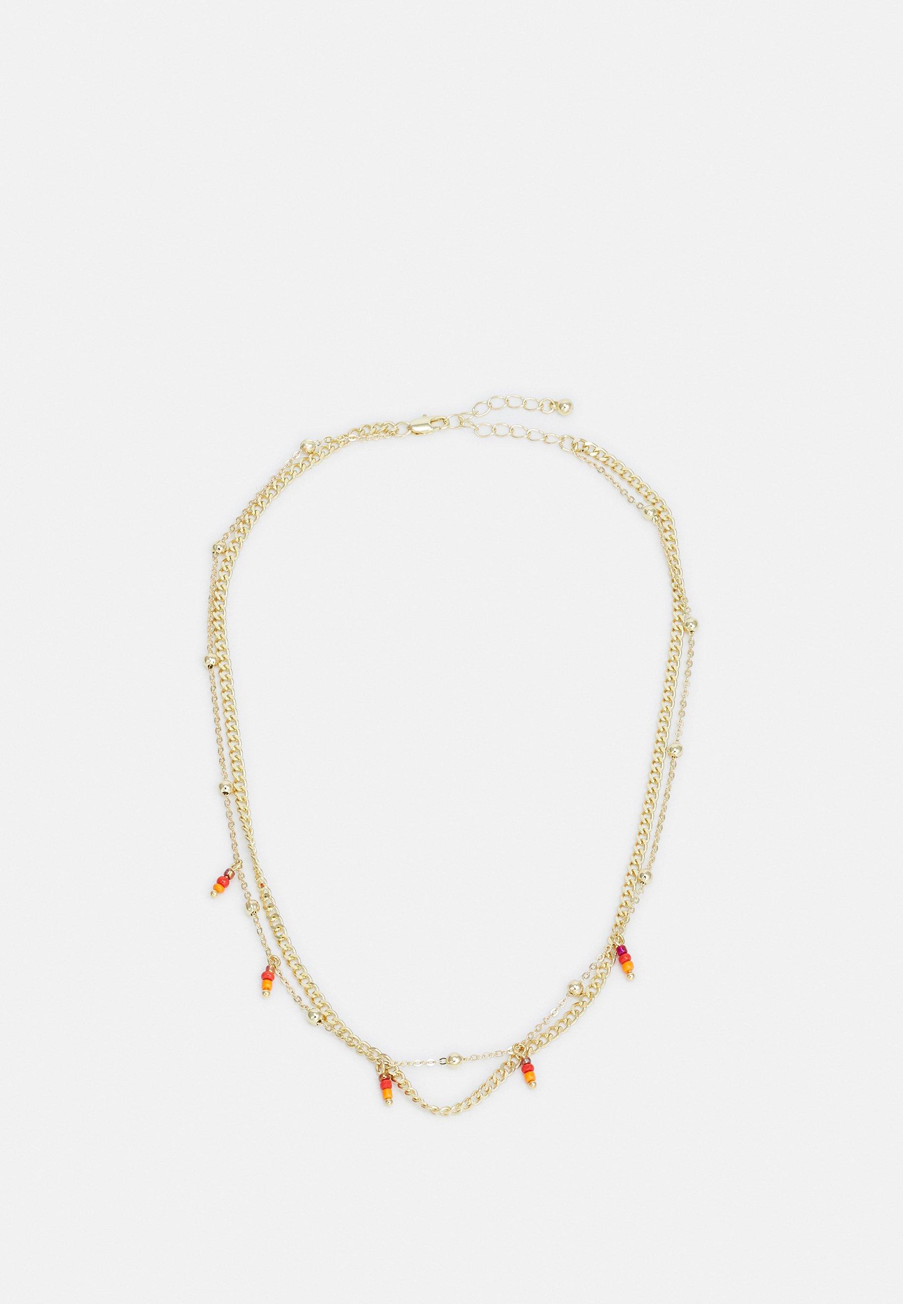 Women PCTULLE COMBI NECKLACE - Necklace