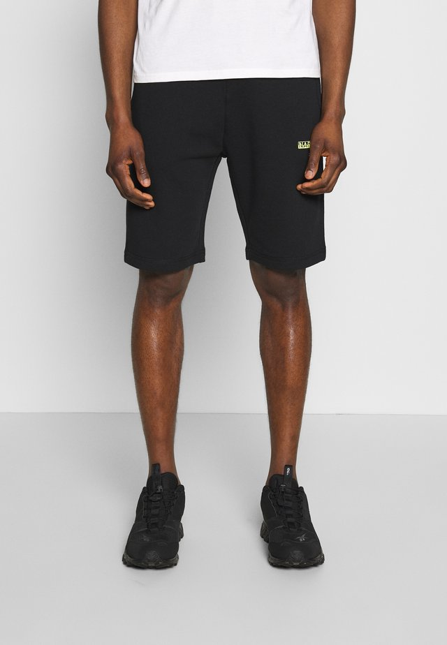 NERT - Spodnie treningowe - black