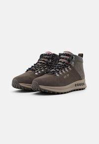 Napapijri - High-top trainers - grey castelrock - 1