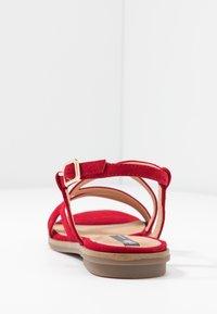 s.Oliver BLACK LABEL - Sandals - red - 5