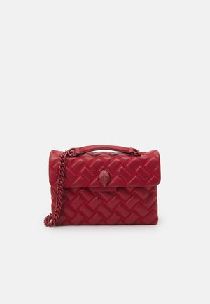 KENSINGTON BAG DRENCH - Handbag - red