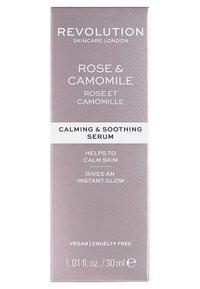 Revolution Skincare - ROSE & CAMOMILE SERUM - Serum - - - 1
