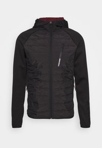 JCOTOBY TWIST HYBRID JACKET - Training jacket - black