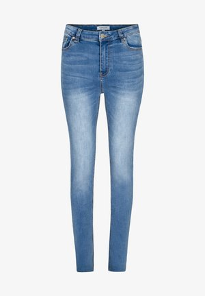 Slim fit jeans - bleached denim