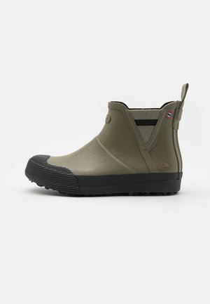 EKEBERG UNISEX - Wellies - olive/black