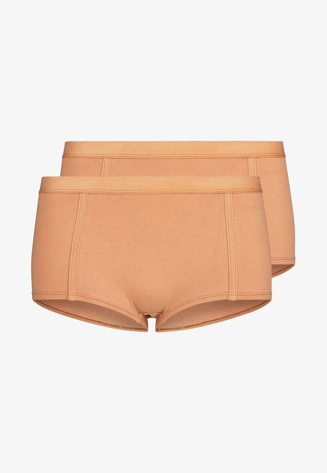 2 PACK - Pants - sandstorm