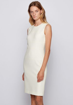 DACRIBA - Shift dress - natural