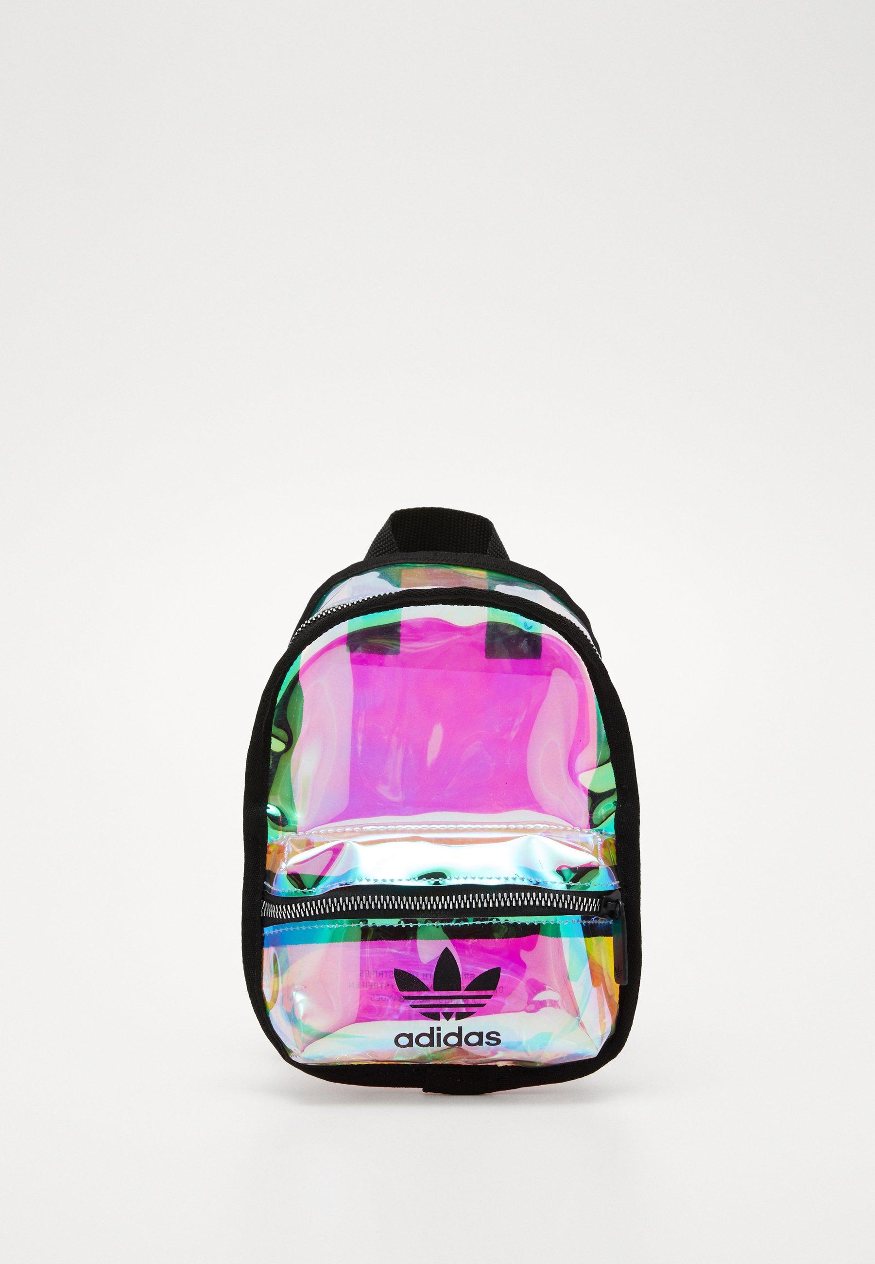 batería Exclusivo agrio  adidas Originals MINI - Mochila - transparent/transparente - Zalando.es