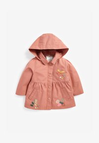 Next - EMBROIDERED - Light jacket - brown - 0