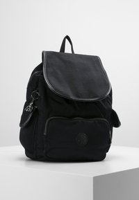 Kipling - CITY PACK S - Rucksack - rich black - 0
