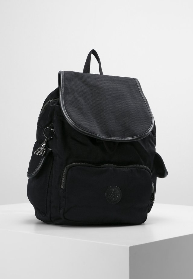CITY PACK S - Ryggsäck - rich black